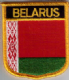 Flag Patch - Belarus 07